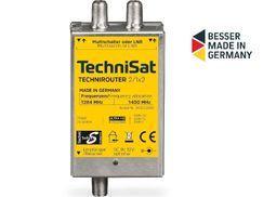 TechniSat Digitale Einkabellösung »TechniRouter Mini 2/1x2