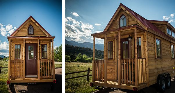tiny houses mobiles leben auf kleinem raum d tiny houses. Black Bedroom Furniture Sets. Home Design Ideas