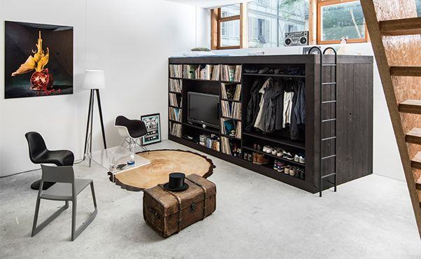 The Living Cube Furniture