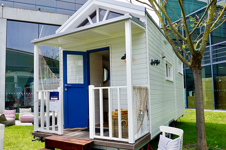 Tiny House Messe In Karlsruhe