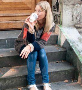 "Bloggerin Ilka von ""Lilli & Luke"""