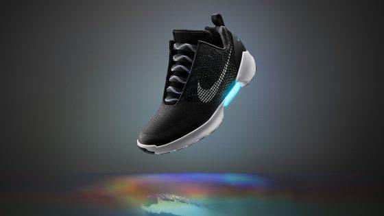 """Nike Hyper Adapt – der Schuh zum Film """"Zurück in die Zukunft 2"""""""