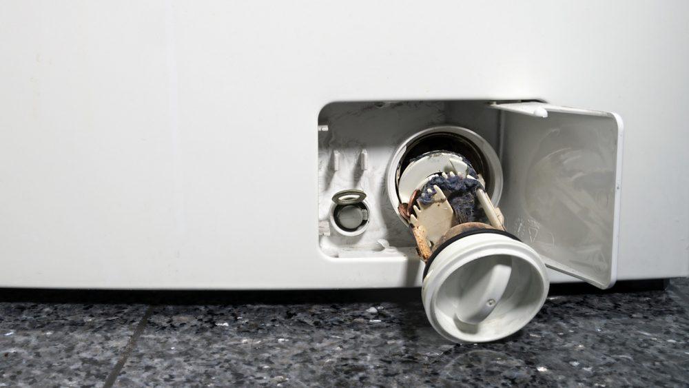 Flusensieb Waschmaschine