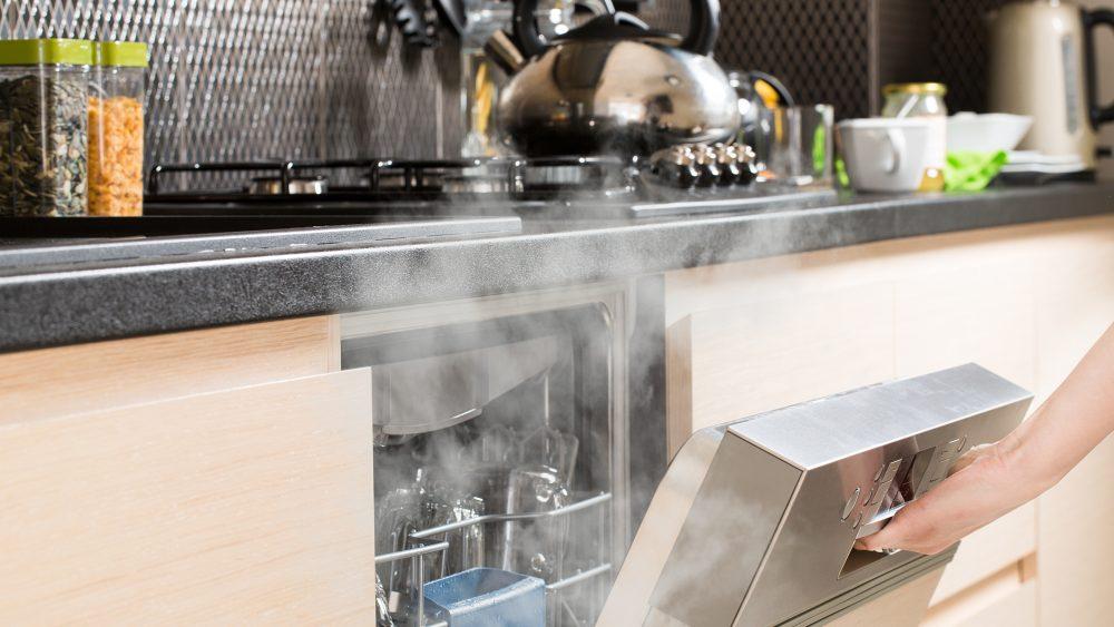 Geschirrspülmaschine offen Geruch Tipps