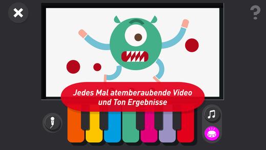 Kinder App Easy stop-motion Studio