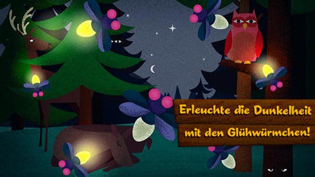 Kinder App Kapus Wald HD