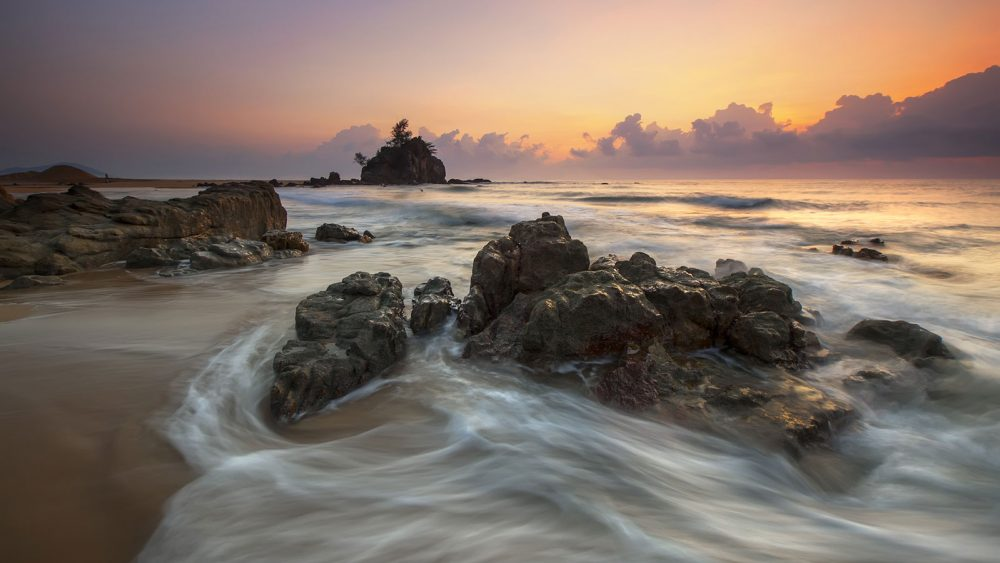 Langzeitbelichtung Tipps Dämmerung Meer