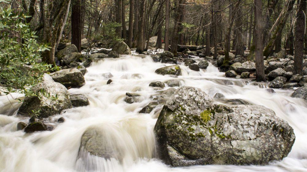 Langzeitbelichtung Fotografie Wasser