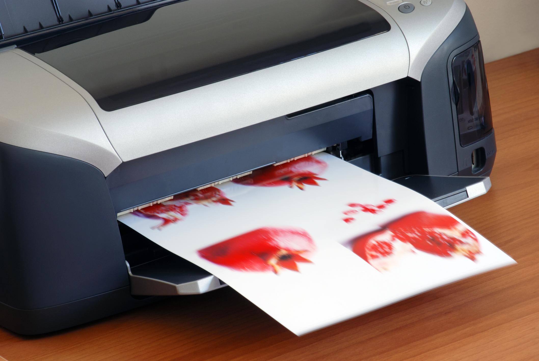 Laserdrucker Tintenstrahldrucker Vergleich