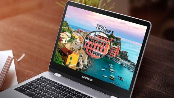 Bald zu kaufen? Das Samsung Chromebook Pro.