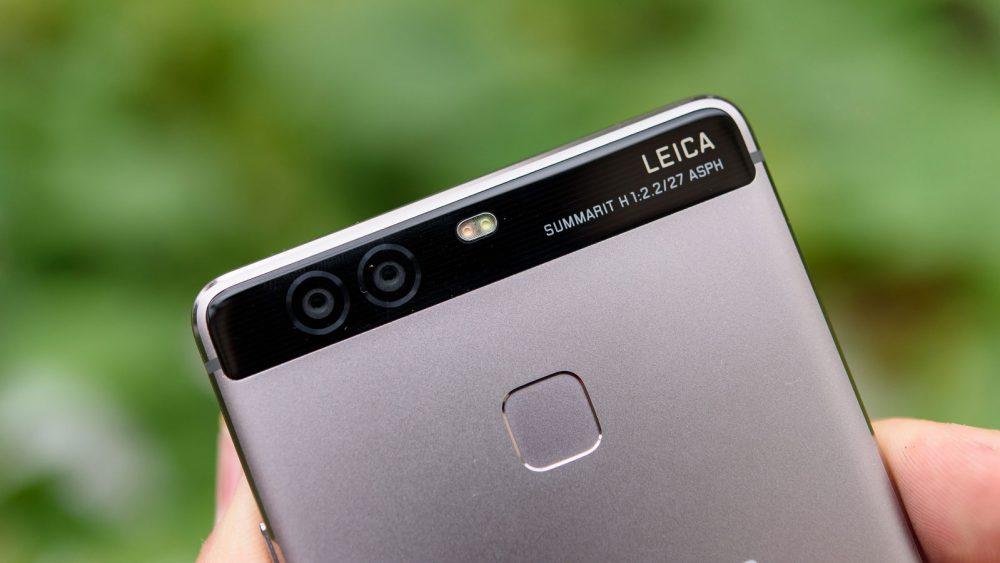 Das Huawei Mate 9 mit zwei Kameras und Riesen-Speicher