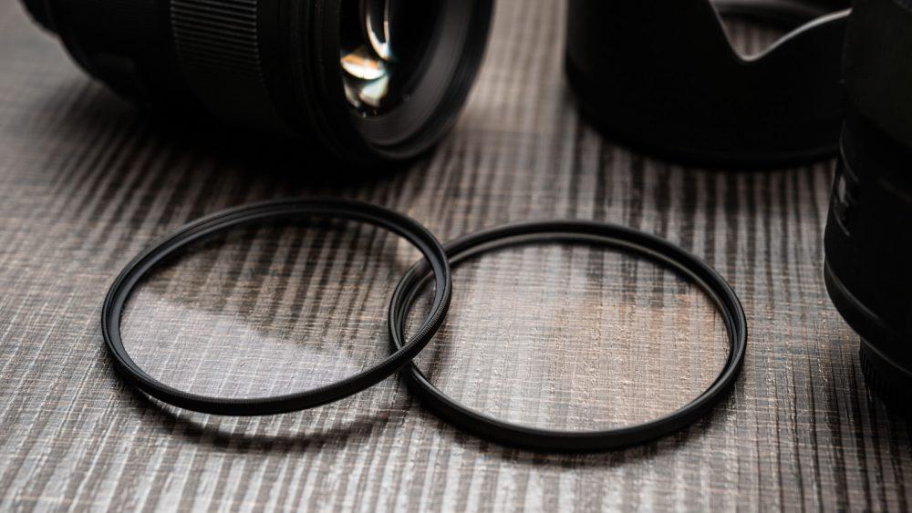 Verschiedene Kamera Filter