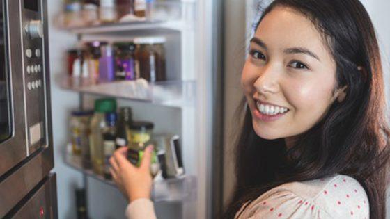 Kühlschrank einräumen Tipps