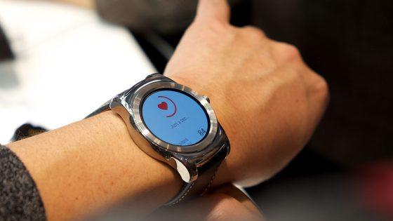 LG Watch Urbane von Android Wear