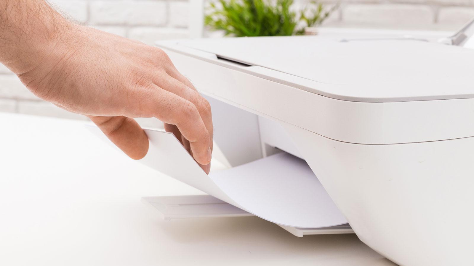 Drucker papiersparend drucken