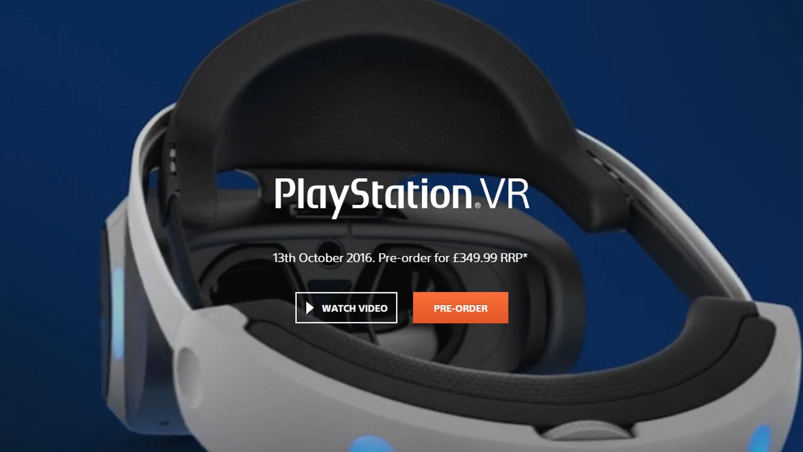 In fremde Welten eintauchen: Sony PlayStation VR ab 13. Oktober
