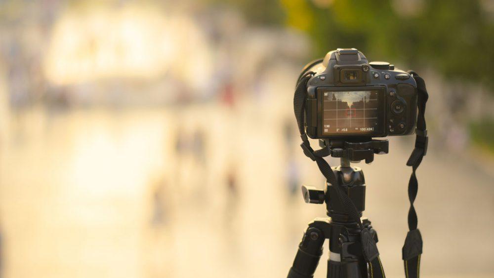 Kamera Stativ Grundlagen digitale Fotografie
