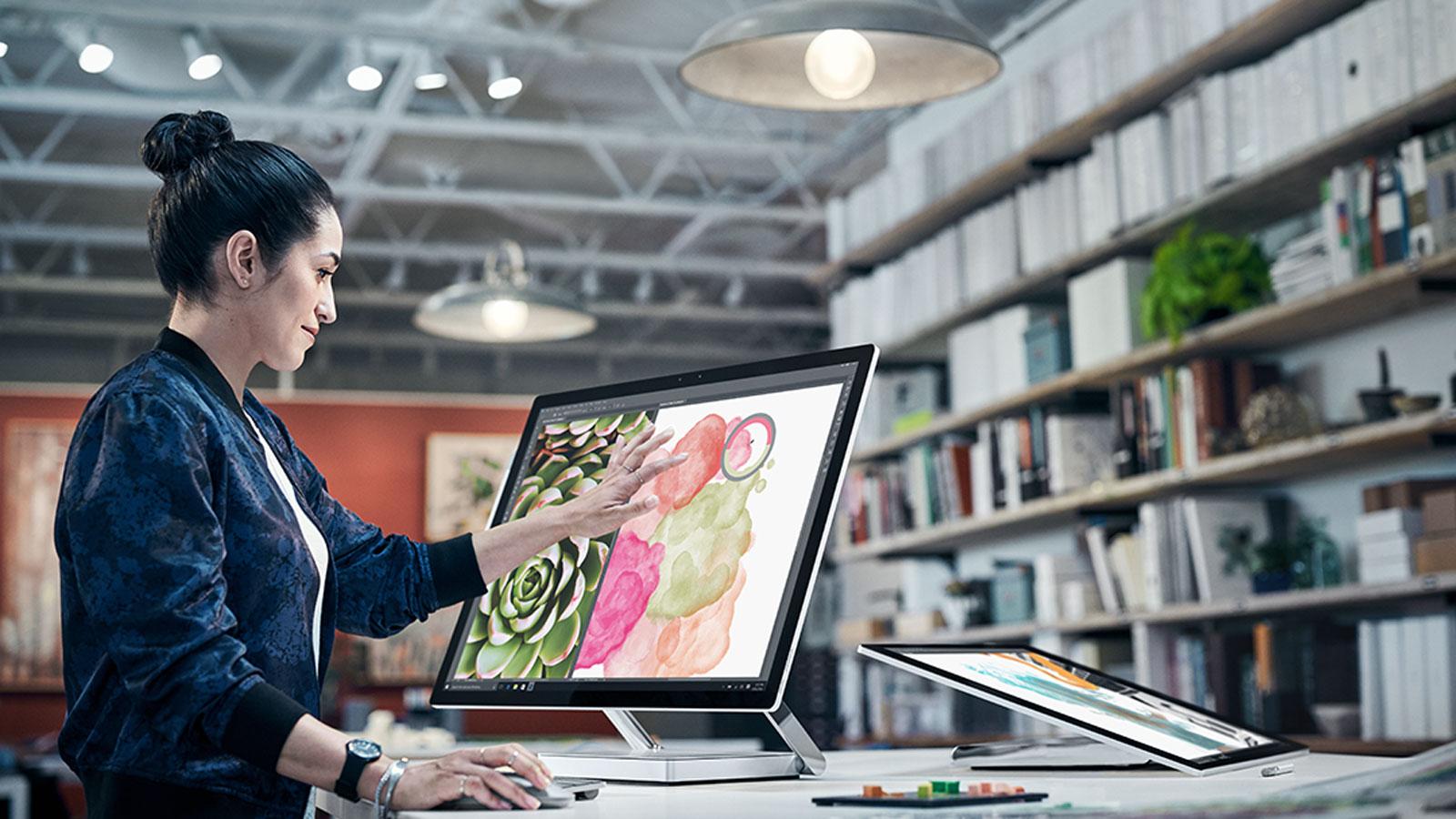 Surface Studio: Der erste Microsoft Desktop PC.