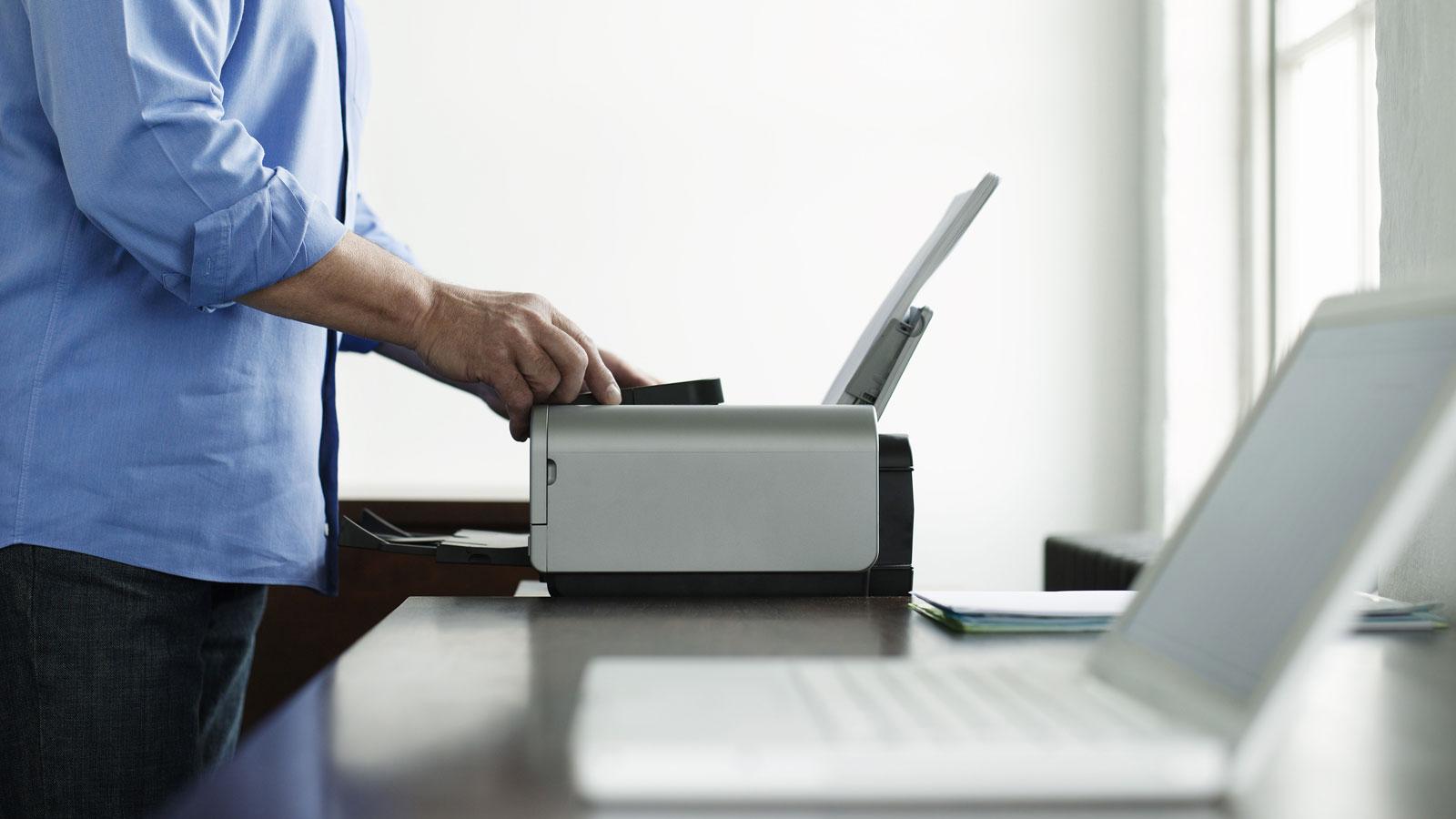 WLAN-Drucker einrichten für Windows und Mac