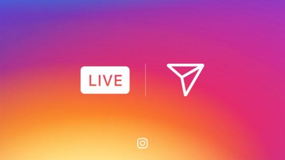 Instagram führt Live-Videos ein.