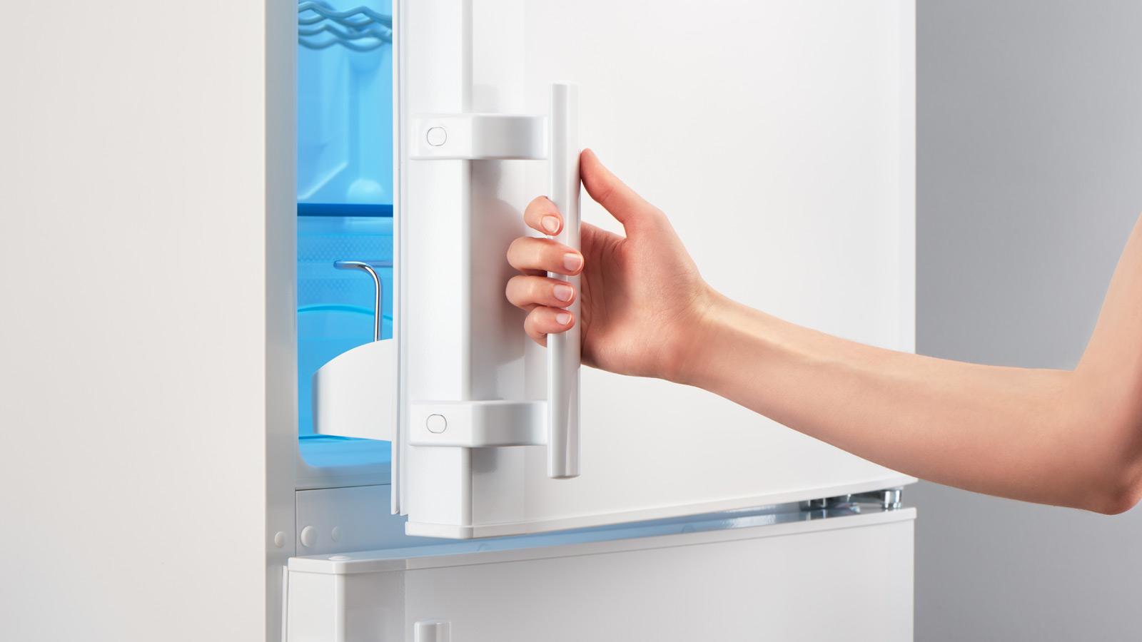 Kühlschrank abtauen