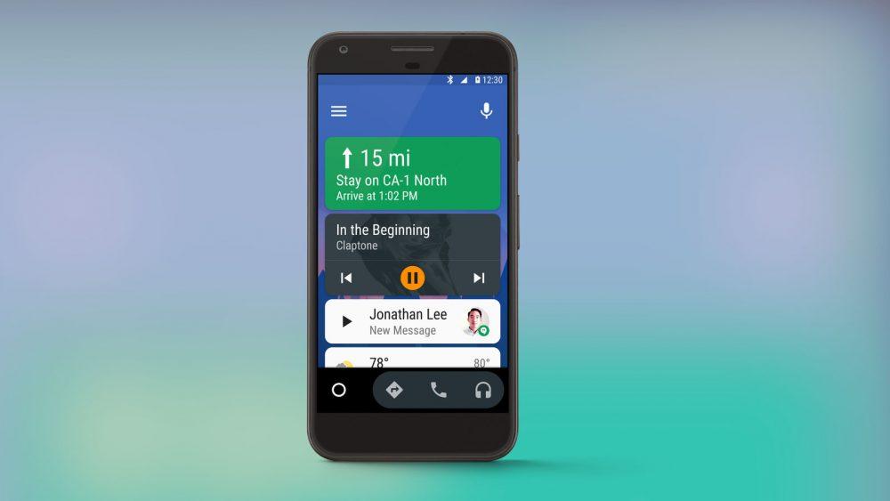 Android Auto gibt es jetzt als App.