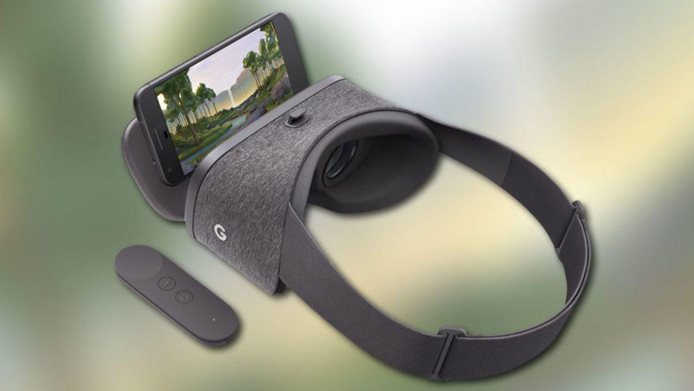 Googla Daydream View VR ab jetzt im Handel kaufen.