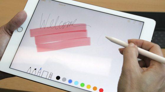 Das iPad Pro 10, das Apple in diesem Jahr vorgestellt hat.