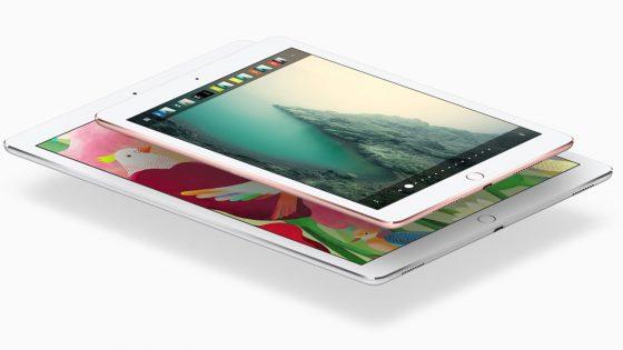 Neue iPad Pro-Modelle im März 2017.