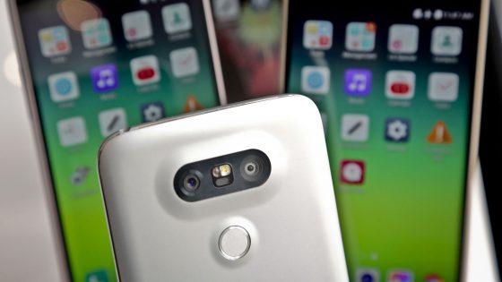 Das LG G5 bekommt Android 7.0 Nougat.