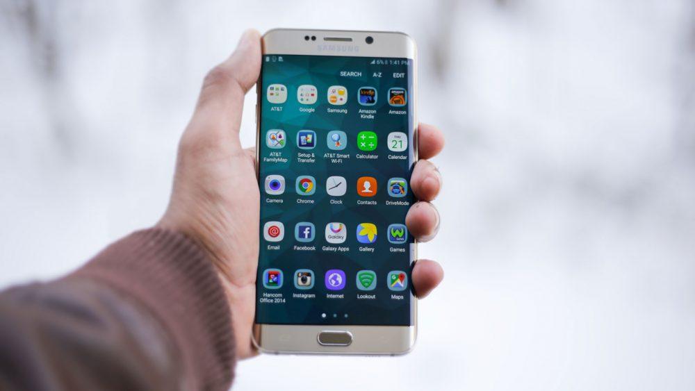 Samsung Galaxy S8 mit größerem Display als das Samsung Galaxy S7 edge?