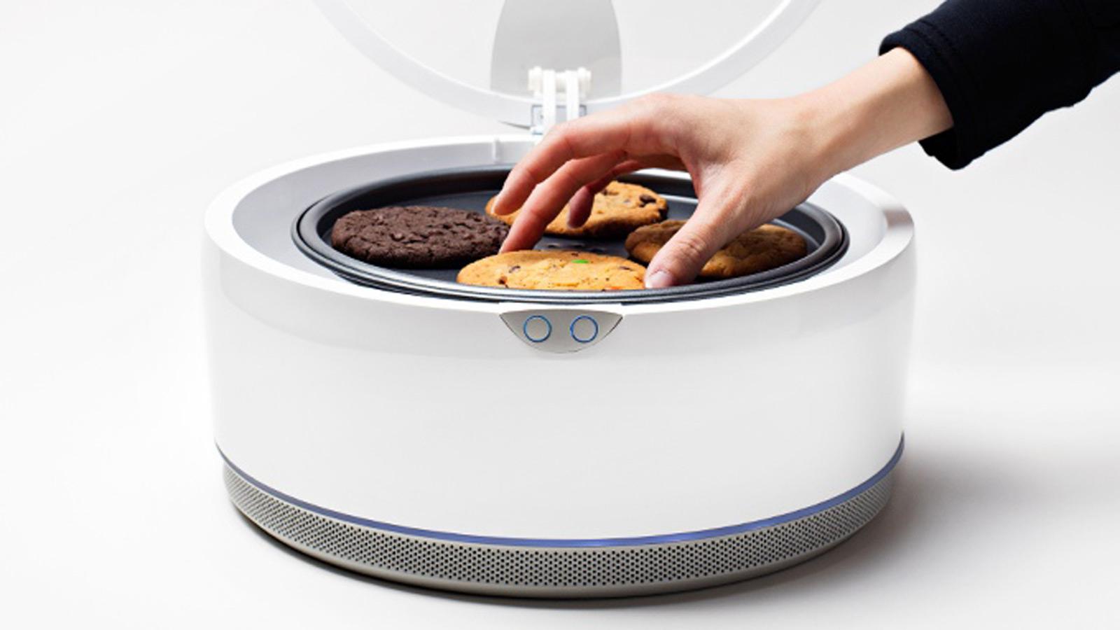 Kekse aus dem Smart Home-Backofen