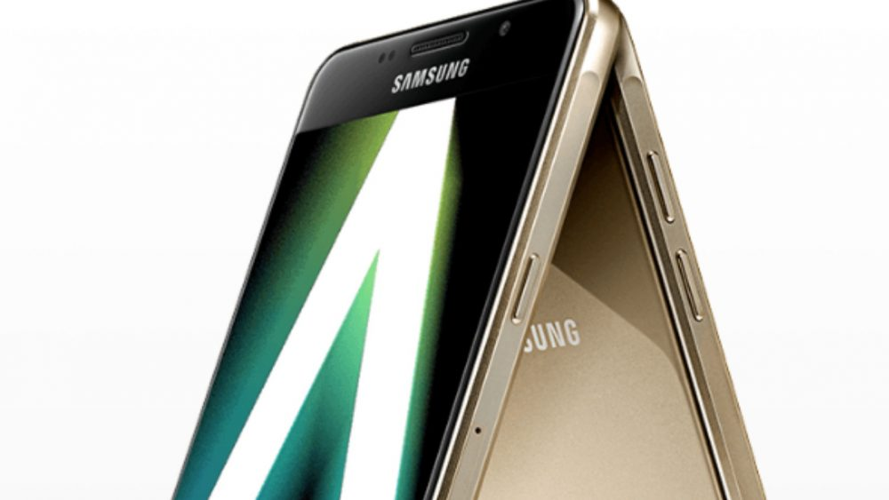 Front Samsung Galaxy A5