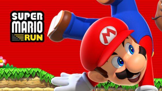 Screenshot Super Mario Run