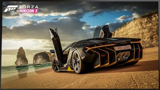 Screenshot Forza Horizon 3