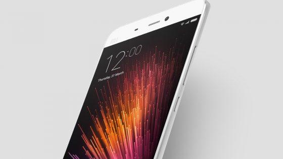 Das Xiaomi Mi 5