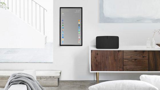 Der Apple-Spiegel.