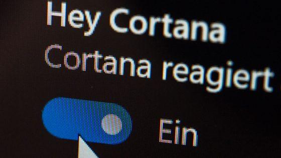 Cortana: Neu mit dem Microsoft Creators Update für Windows 10.