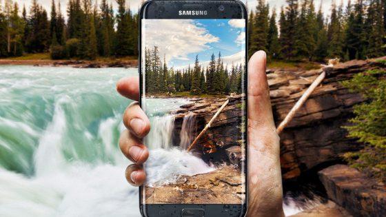 Samsung Galaxy S7 bekommt neue Benutzeroberfläche.