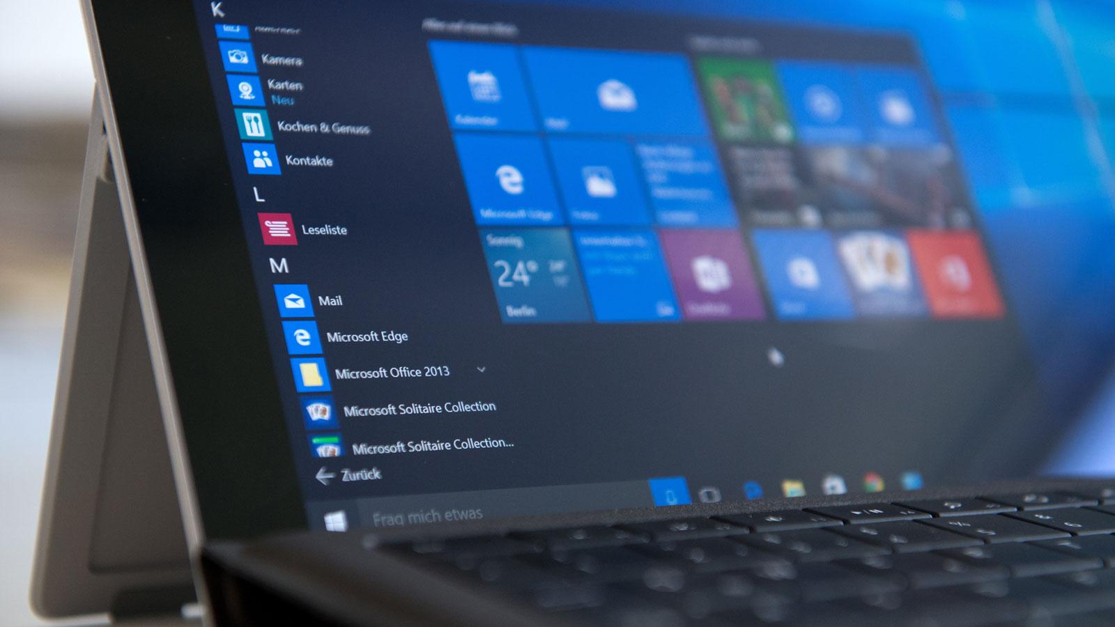 Windows 10 einrichten: 9 Tipps