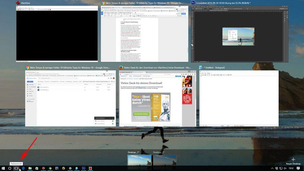 Windows 10: 9 Tipps zum Einrichten