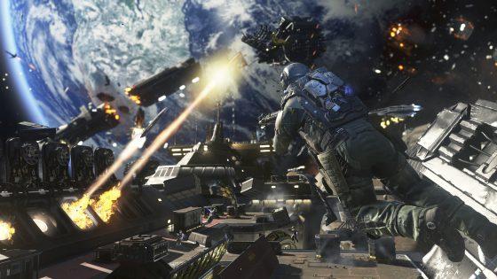 """Ausschnitt aus """"Call of Duty: Infinite Warfare"""""""