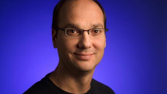 Porträt Andy Rubin