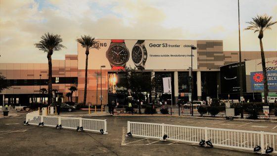 Die CES ist die weltweit größte Technikmesse.