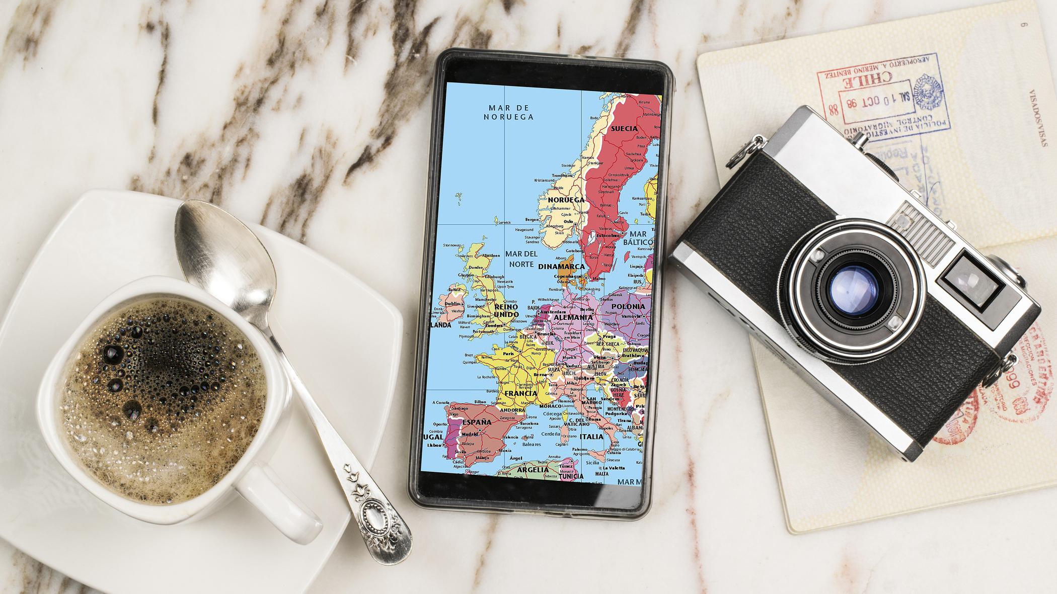 Wollen Sie im Urlaub mit Ihrem Android-Smartphone navigieren, sind Offline-Navi-Apps eine große Hilfe.