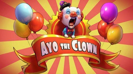 Ayo der Clown Spiel wie Super Mario