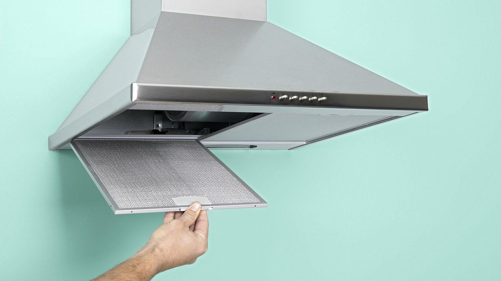 Häufig Dunstabzugshaube reinigen – so sorgen Sie für gute Luft | UPDATED VD82