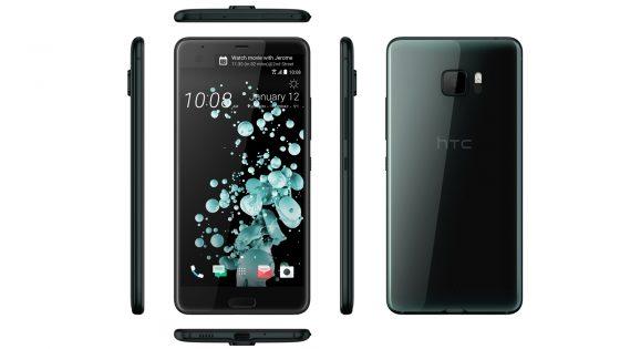 Präsentation von HTC-Smartphone HTC U Play