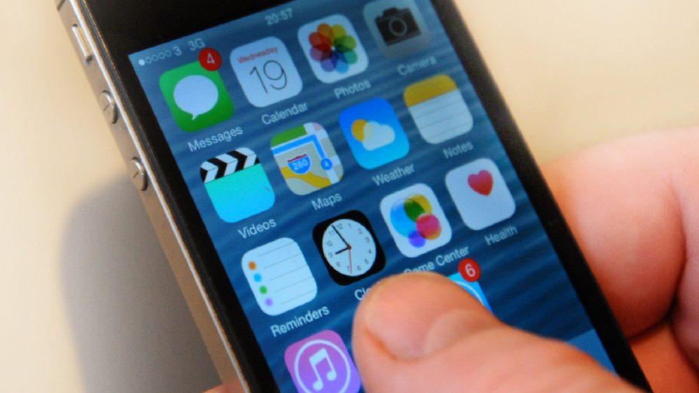 Das kommende iPhone 8 soll optisch an an das 4er-Modell (Foto) erinnern.
