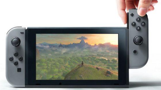ie Nintendo Switch ist eine Mischung aus Gaming-Handheld und stationärer Konsole.